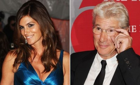 La modelo Cindy Crawford comenta su matrimonio con el actor Richard Gere